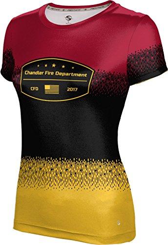 ProSphere Girls' Chandler Fire Department Drip Shirt (Apparel) - Chandler Shopping Az