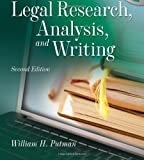 Legal Research, Analysis and Writing 2nd Edition