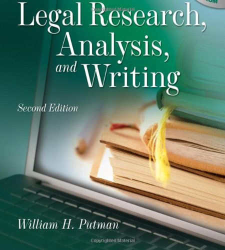 signposting in legal writing and research