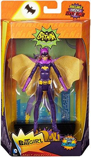 (SDCC 2015 Exclusive Batman '66 Yvonne Craig Batgirl Classic 1966 TV Series Action Figure)