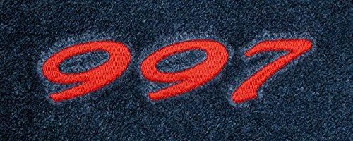 - Lloyd Mats Ultimat Porsche 911 (997) Custom Embroidered 997 Floor Mats 2005 2006 2007 2008 2009 2010 2011 2012