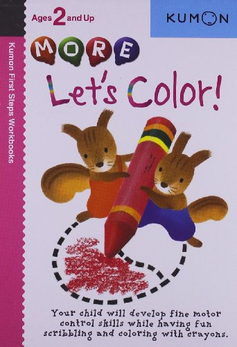 More Let's Color!
