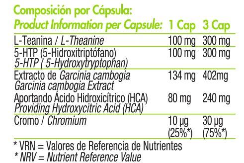 Ayuda a mantener niveles normales de glucosa en sangre y al metabolismo de macronutrientes. ...: Amazon.es: Salud y cuidado personal