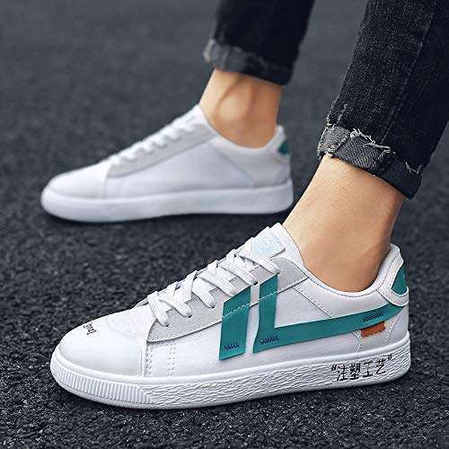 Classic Shoes Canvas Autumn Shoeslace And White Nanxieho Winter Leisure Flat Harajuku Sneakers Men Small UwgAaWqx6