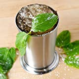 Table Top King JC8 8 oz. Mint Julep Cup