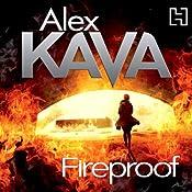 Fireproof: A Maggie O'Dell Novel | Alex Kava
