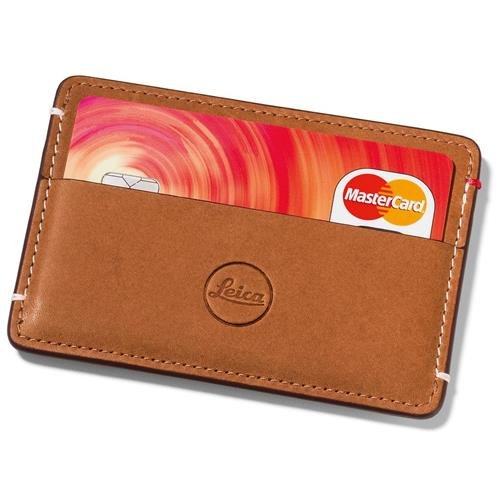 Leica Cardholder Case - Small Leather Goods (Pen Nappa Leather Case)