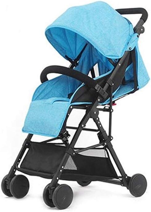 新生児幼児ベビー少年少女のための軽量ベビーカー折りたたみベビーカートラベル、
