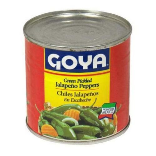 Whole Pickled (Goya Jalapeno Peppers Whole, 26-Ounce (Pack of 12))