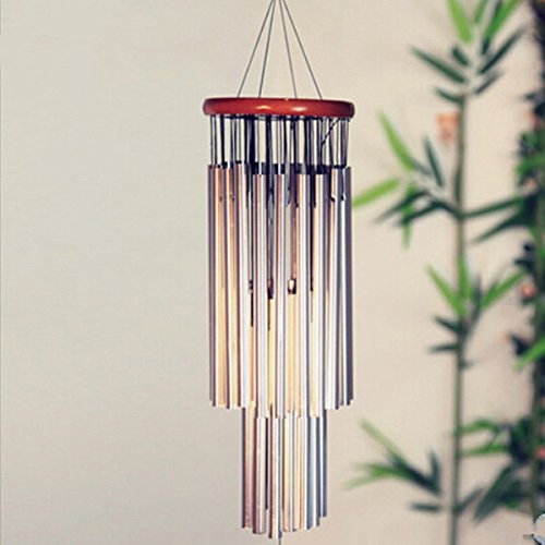 bazaar-amazing-27-silver-tubes-wind-chimes-church-bells-hanging-decor
