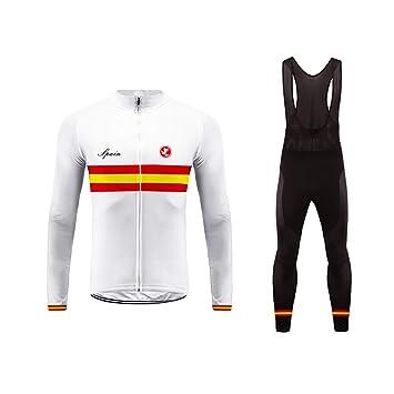 Future Sports Uglyfrog Invierno Termo Maillot de Ciclismo ...
