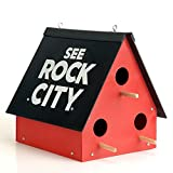 Rock City Gardens See Rock City Birdhouse offers