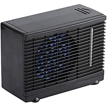 Amazon Com Zerone Car Air Conditioner Fan Universal Dc