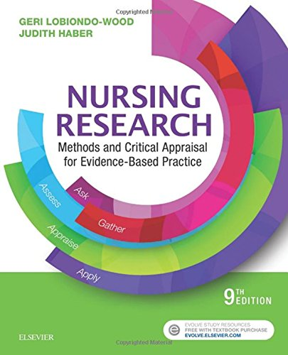 Nursing Research: Methods and Critical Appraisal for Evidence-Based Practice by Mosby