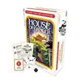 The classic Choose Your Own Adventure series comes to life in this new narrative adventure game. Will you survive the House of Danger? Gather your friends for a perilous and laughter- lled adventure through the House of Danger itself. Make risky choi...