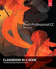 The fastest, easiest, most comprehensive way to learn Flash Professional CC (2014 release)Classroom in a Book®, the best-selling series of hands-on software training workbooks, offers what no other book or training program does–an official tr...