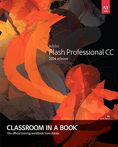 Adobe Flash Professional CC Classroom in a Book (2014 release) by Adobe Press