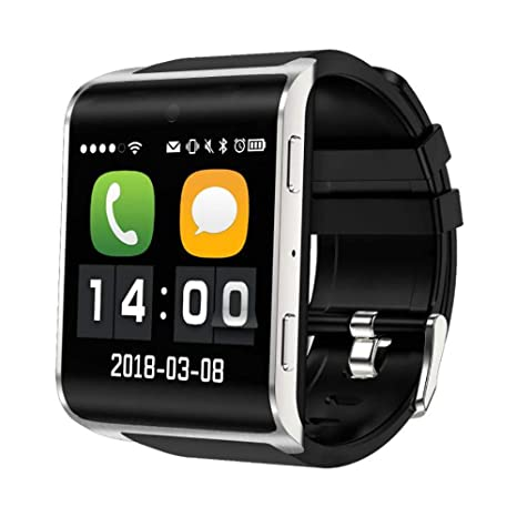 LQHLP 4G Reloj Inteligente 1G + 16G Tarjeta WiFi Red Llamada De Video NavegacióN GPS AnáLisis