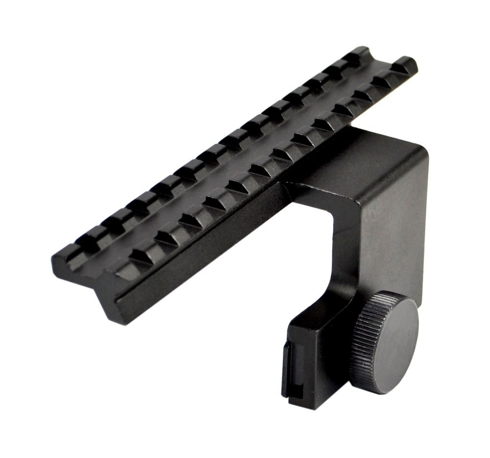 Sniper M1M14 Side Platex 40mm Accessory System for Ruger Mini 14 Air Rifle Airgun, Black by Sniper