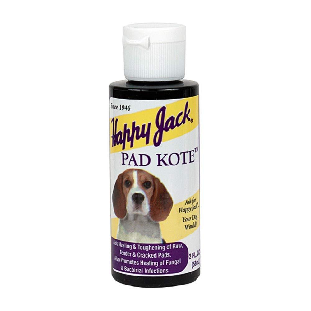 Happy Jack 2 Oz Pad Kote Dog Horse Itching Healing Toughening Aid Skin Eczemas Saddle Sores Abrasions by Happy Jack