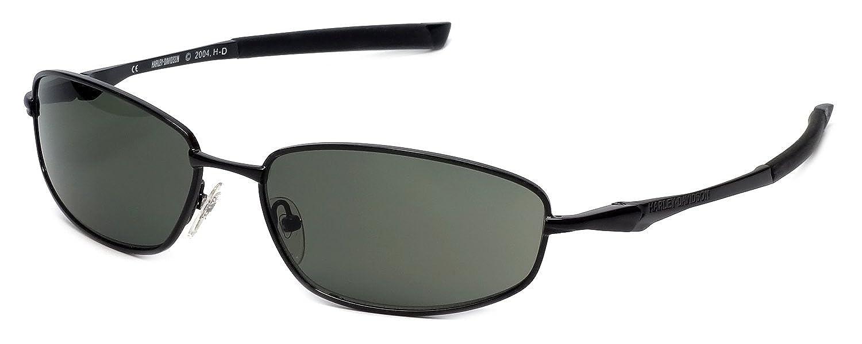 Amazon.com: HARLEY-DAVIDSON HDX 816 Sunglasses HDX816 Shiny ...
