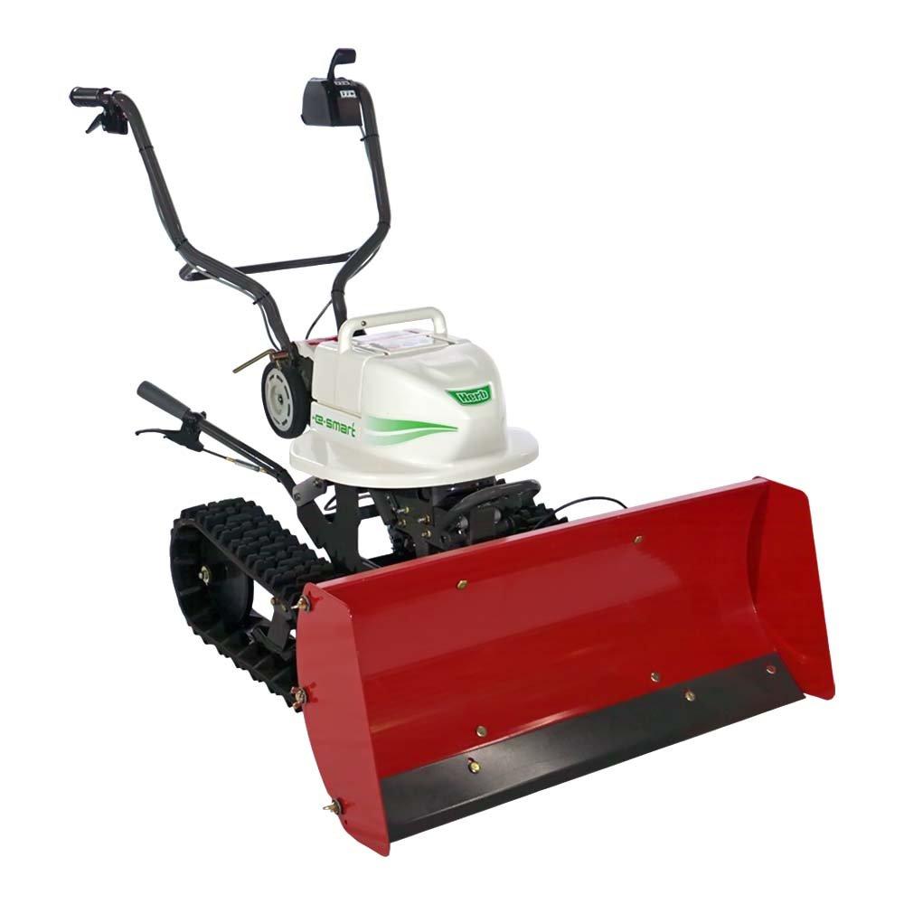 オーレック 充電式 自走除雪機 楽オス ハーブ電動除雪機(バッテリー1個付) MX50A-S80-BT1 B01561OCCE