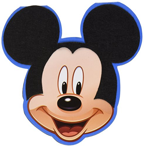 8-Count Mickey Mouse (Mickey Mouse Shaped Paper Plates)