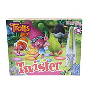 Twister Game: DreamWorks Trolls Edition
