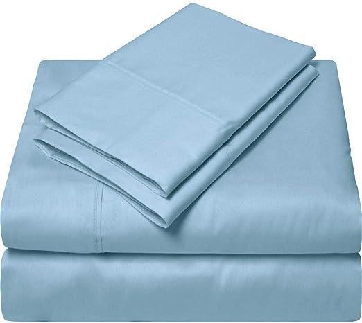 Juego de sábanas de algodón Egipcio Euro King IKEA (sábana Bajera ...