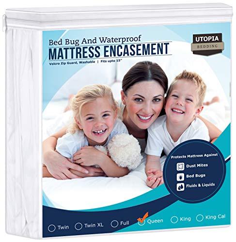 Utopia Bedding Zippered Mattress