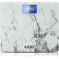 iDOO Precision Ultra Wide Digital Bathroom Weight Scale
