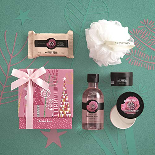 Body shop gift small british rose bj