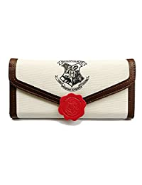 Women Harry Potter Hogwarts School Envelope Credit Card Holder Wallet