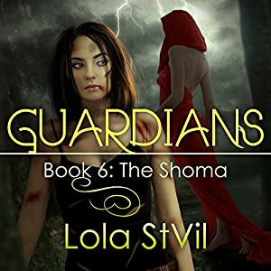 Guardians: The Shoma Audiobook