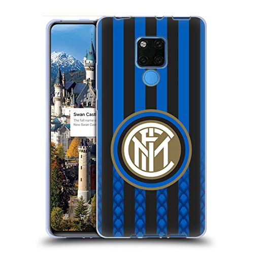 - Official Inter Milan Home 2018/19 Crest Kit Soft Gel Case for Huawei Mate 20 X