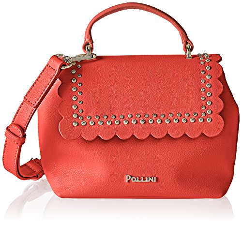 Pollini Borsa Donna Pollini Pollini Donna Corallo Bag Bag Rosa Rosa Corallo Borsa CqY8wC6