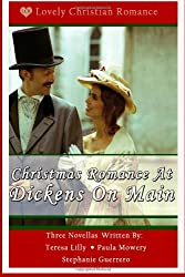 Christmas Romance at Dickens on Main