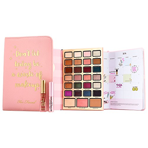 Too Faced Boss Beauty Lady Agenda - Best Year Ever 2018 by Too Faced