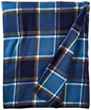 zebra heated blanket - Biddeford Blankets 4442-907484-479 Heated Throw, 50 by 62-Inch, Blue Plaid