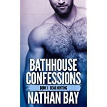 Bear Hunting (Bathhouse Confessions Book 1)
