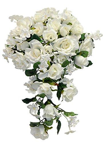Teardrop Bridal Bouquet - 23