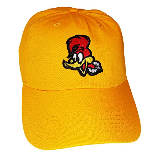 Woody WoodPecker Yellow Adjustable Strapback Hat