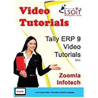 LSOIT Tally ERP 9 Pack - Accounting Basics, Tally ERP 9.0 Video Tutorials (DVD)