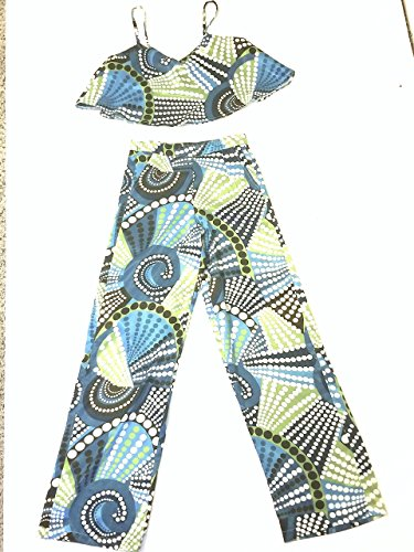 Women's Top & Pants Set by charobbsofnewyork