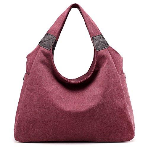 G-AVERIL - Bolso mochila para mujer Blanco blanco granate