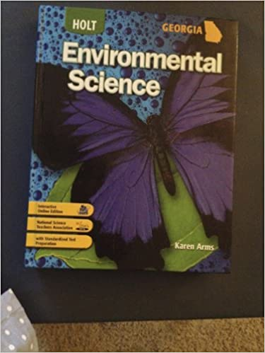 \UPDATED\ Holt Environmental Science Georgia: Student Edition Holt Environmental Science 2008 2008. junto cuales National Estado Updates TAMBOR