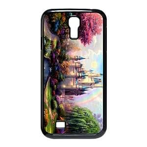 Princess Cinderella Samsung Galxy S4 I9500/I9502 Hard Cover Cartoon Fit Cases SGS1156 hjbrhga1544