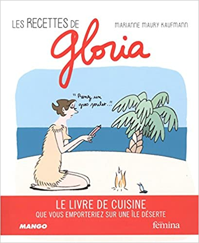 Lire Les recettes de Gloria pdf, epub
