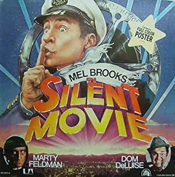 John Morris Silent Movie Original Soundtrack Lp 1976 Amazon