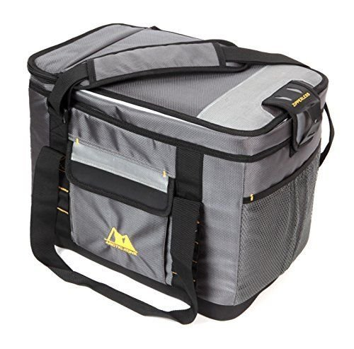 New! Arctic Zone Pro Zipperless Can Cooler Insulated Flip 30 (24+6) Travel Work .#GH45843 3468-T34562FD483797 by Nessagro